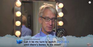 Andy Dick mean tweet